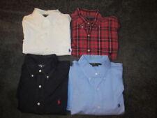 Ralph Lauren Modern Solid Casual Shirts for Men