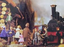 Marklin Gauge I  10 different figures / people Scale 1:32