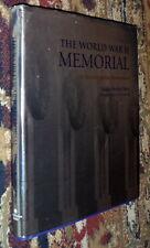 The World War II Memorial,Brinkley,VG/VG-,HB,2004,Third Printing    G