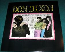 DON DIXON, Most of the Girls Like to Dance But Only Some of the Boys Like To, LP