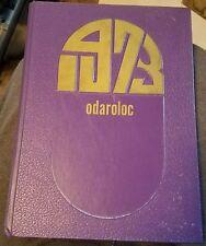 Vintage 1973 BOULDER High School Yearbook Colorado Co. Year Book