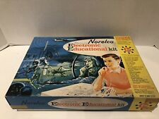 Vintage NORELCO All Transistor Electronic Educational Kit EE20