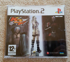 King of fighters PS2 / version not for resale . promo only