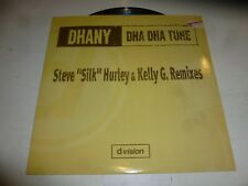 DHANY - Dha Dha Tune - 1999 Italy 3-track 12'' vinyl single