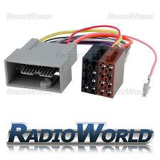Honda Accord Civic CR-V CR-Z ISO Wiring Harness Lead Loom Connector Adaptor