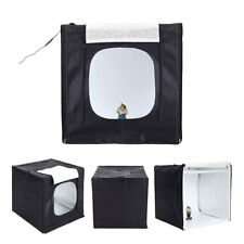 40-90cm Photo Studio Light Box Tent Professional Photography with Light Backdrop