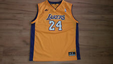 LOS ANGELES LAKERS! BRYANT! NBA shirt trikot camiseta! EXCELLENT! XL - young