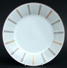 Vintage década de 1970 Noritake Humoresque 6685 patrón LGE tamaño platos 27 Cm en muy buena condición