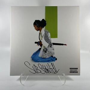 Substantial - Sacrifice Vinyl Record LP Signed Autographed Copy Nujabes