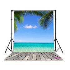 5X7FT Palm Tree Backdrop Vinyl Photography Background Photo Studio Props DZ31
