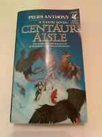 1984 Centaur Aisle by Piers Anthony Del Rey Paperback