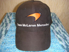 F1 Formula 1 Team West McLaren Mercedes cap hat (Adjustable)