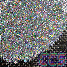 50g XL Metal Flakes Silber Holo Auto Car Effektlack 0,6mm