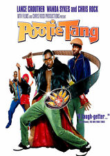 Pootie Tang - DVD - 2001 - Chris Rock, Lance Crouther, J.B. Smoove  (MOD)