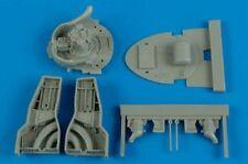 Aires 1/48 F8F-1 Bearcat wheel bay for Hobby Boss kit # 4574