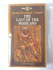 THE LAST OF THE MOHICANS by JAMES FENIMORE COOPER 1962 1ST SIGNET EDITION PB VG+