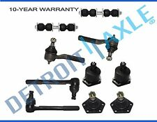 Brand New 10pc Front Suspension Kit for Chevy GMC S-10 Blazer Jimmy 4x4