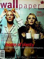 Wallpaper Magazine October 1999 Danny Rolph Al Jazeera DJ Pogo Ian O'Brien