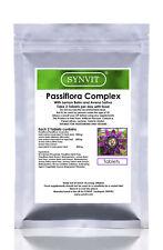 Passiflora Complex- with Lemon Balm & Avena Sativa SYNVIT®