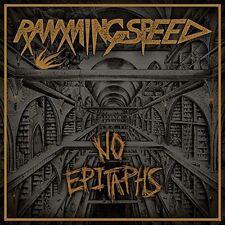 RAMMING SPEED - NO EPITAPHS  VINYL LP NEU