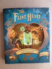 THE FLINT HEART Katherine & John Paterson 1st/1st SIGNED John Rocco with sketch