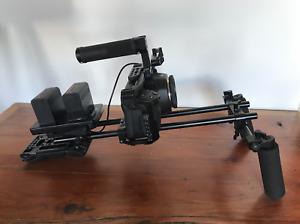 Blackmagic Pocket Cinema Camera 6k + $500 Worth Of Accessories (BMPCC6K)