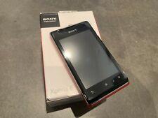 Sony XPeria E C1504 pink 4GB Android Smartphone Handy GPS Kamera Bluetooth