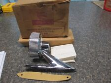 1961-1964 Ford Galaxie NOS Outside Rear View Mirror Brand New FoMoCo Rare !!!