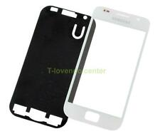 Original Ecran Vitre Externe Outer blanc Samsung Galaxy S1  i9000 + adhésif