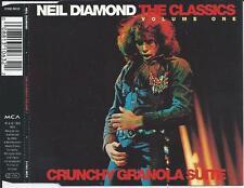 NEIL DIAMOND - Crunchy Granola suite (THE CLASSICS VOL. 1) CDM 3TR 1993 HOLLAND