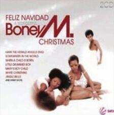 BONEY M Feliz Navidad A Wonderful Boney M Christmas 2CD BRAND NEW