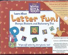 5 Winnie the Pooh Big Decal Sticker 25x20cm Stickers WP9197 Wholesale 5 sheet