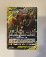 Umbreon & Darkrai GX Tag Team 125/236 Unified Minds Pokemon Ultra Rare Near Mint