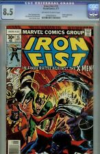 IRONFIST #15 - CGC 8.5- HIGRADE X-MEN - 1977 LAST ISSUE