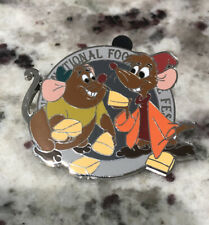 New ListingDisney Pin Epcot Food And Wine Festival 2020 Mystery Pin Jaq and Gus
