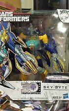 ** 2014 - Hasbro Transformers Generations SKY - BYTE, MIB **