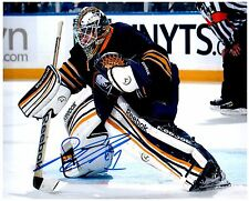 Buffalo Sabres JHONAS ENROTH Signed Autographed 8x10 Pic A