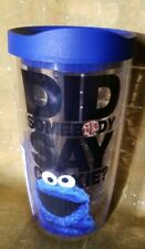 Tervis Tumbler with Lid 16 oz. *New* Did Somebody Say Cookie?