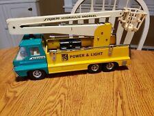 Structo Power & Light Utility Truck Hydraulic Snorkel - pressed steel - Usa