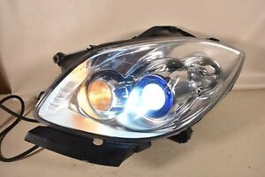 08-12 BUICK ENCLAVE LEFT DRIVER SIDE XENON HID HEAD LIGHT LAMP OEM NON-AFS