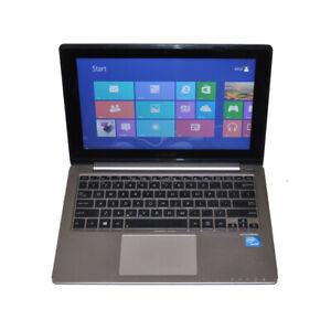 "ASUS S200E 14"" Laptop Intel Celeron 847 CPU 2G RAM 320G HDD Touch Screen Win8"