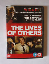 THE LIVES OF OTHERS 2007 DVD - GOOD CONDITION
