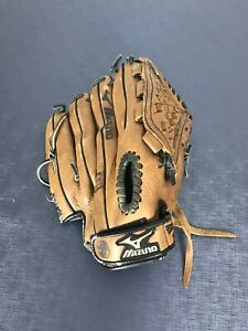 """Mizuno 11.5"""" MMX1150 L Baseball Leather Glove- Right Handed Thrower"""
