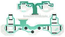 PS3 Controller Tastenfolie Kontakte Flex Platine Leiterbahn SA1Q222A / SA1Q224A