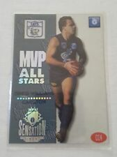 1994 AFL Sensations MVP all stars Greg Williams CC4 Error CARD WITH GEELONG CATS