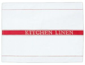 Catering Tea Towels Restaurant Kitchen Linen Glass Cloth