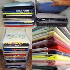 Clothes Board Divider Fold Organizer System Travel Closet Drawer Stack Separator