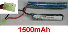 Battery 8.4V 1500mAh type NS120C33MT Connector Mini Tamiya For Airsoft Gun