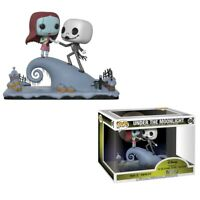 Pop! Vinyl--The Nightmare Before Christmas - Jack and Sally on the Hill Movie...