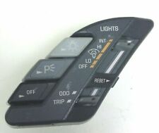 OEM DS437 Headlamp Switch PONTIAC GRAND PRIX (1988-1989)